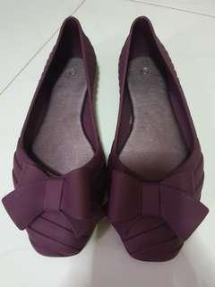 Purple Flats from korea