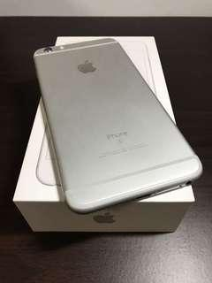銀色(銀)apple iPhone 6s Plus iPhone6s plus 64g