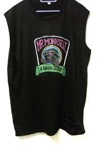 Tank top monster lucu