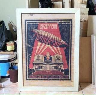 poster kayu