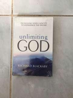 Unlimiting God Mini Book
