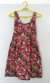 Flower Dress Mini