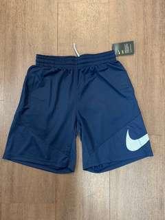 Nike dri fit men's basketball shorts in navy 籃球短褲