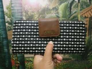 Fossil Madison Clutch