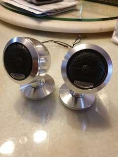 High end quality Japan Kenwood Tweeter and stand