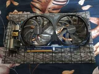 Nvidia GTX 660 Ti Gigabyte 2GB OC edition