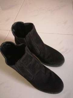 Ladies Boots Velvety