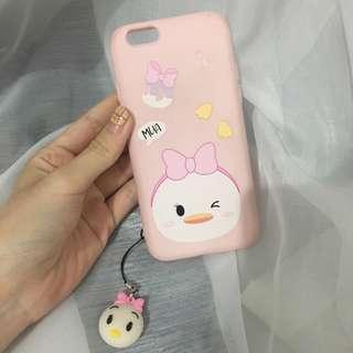 Case daisy duck iphone 6 / 6s