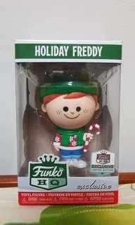 Brand New limited edition Holiday Freddy Funko Christmas