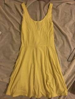 Factorie yellow dress