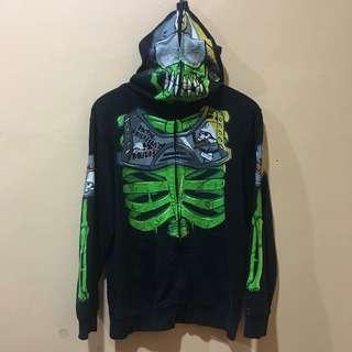 Metal Mulisha Full Zip Sweater