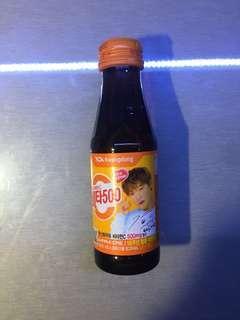 Wanna One Vita500 Drink Jihoon