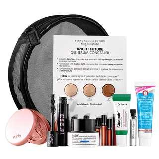 🚚 Sephora Up in The Air Essentials Sample Bag
