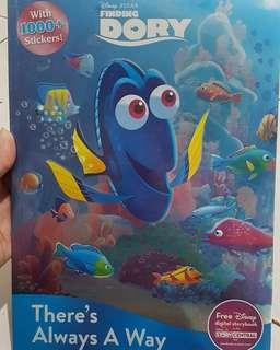 Finding Dory: There's Always A Way
