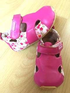 Leather Shoes Girl Toddler