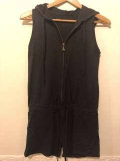 Jumpsuit in black size XS