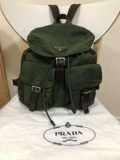 Repriced! 💯 Authentic Prada Backpack