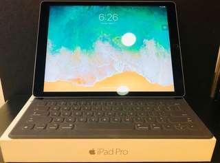 🚚 大螢幕平板Apple iPad Pro 12.9吋 32GB(含鍵盤)