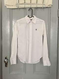 Ralph Lauren slim fit cotton shirt