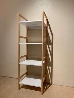 TARGET Bailey 4-tier open shelf