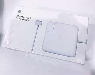 Apple 85W MagSafe2 Power Adapter (New in Box)