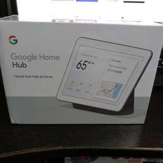 [Brand New] Google Home Hub