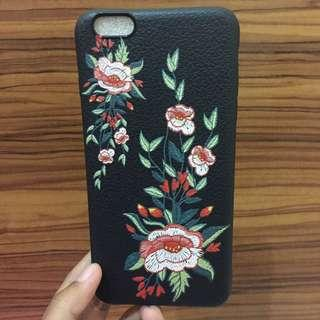 case iphone 6/6+/6S/6S+ semi leather