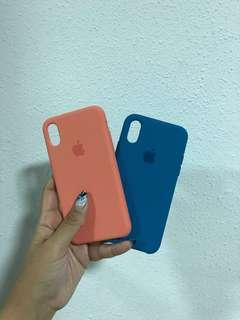 🚚 IPhone X Apple silicone case