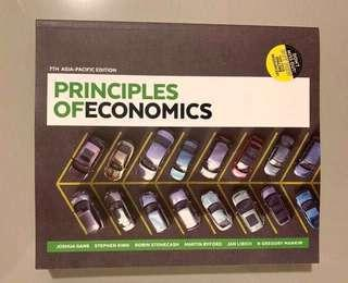 Principles of Economics Textbook 7th Ed.