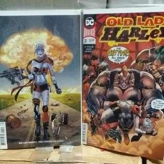 D.C. Comics Not Marvel