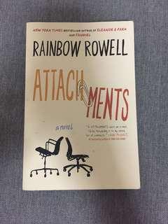 Attachments, Rainbow Rowell (Romance / Fiction)