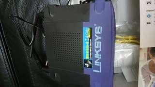 Linksys router  #newbieMar19