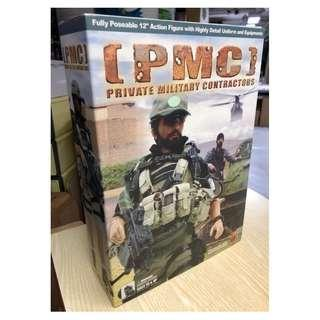 HOT TOYS PMC PRIVATE MILITARY CONTRACTORS 私人軍事服務公司 1/6 MUSCULAR BODY ACTION FIGURE (C774-3-1200N) 1138855381