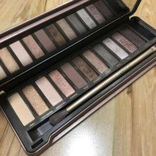 NAKED 2 URBAN DECAY (Used)