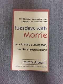 Tuesdays with Morrie, Mitch Albom (Fiction)