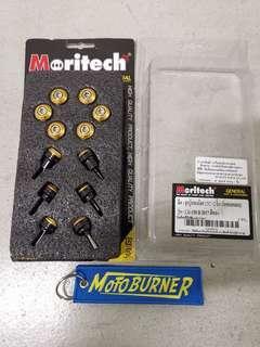 Moritech honda cb150r chrome screw