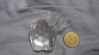 湯姆熊 甜蜜寶貝 大象水晶