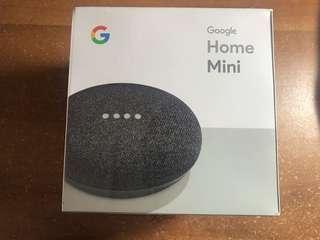 🚚 Google Mini in Charcoal Black