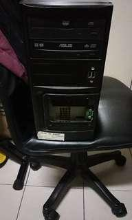 電腦主機,零件機
