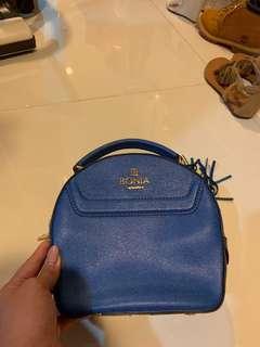 🚚 Bonia blue bag