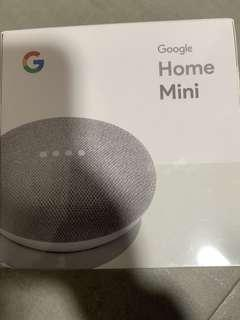 🚚 BNIB Google Home Mini @ $38
