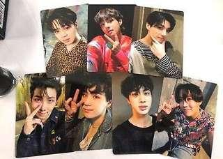 BTS Army Bomb Version 3 Official Photo Cards