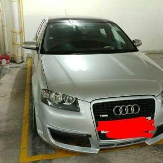 2006 A3 2.0 T