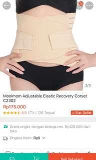 Korset mooimom adjustable elastic recovery