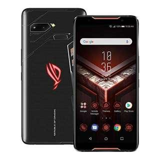 128GB / 512GB BRAND NEW ASUS ROG PHONE WITH CASE & COOLING FAN REPUBLIC OF GAMER