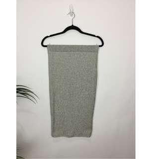 James Perse - Jersey Midi Skirt