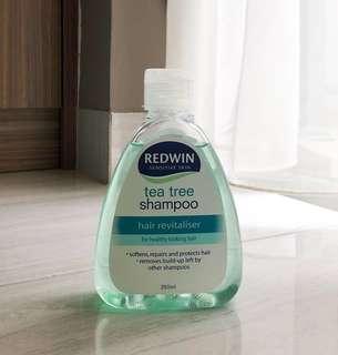 Redwin Sensitive Skin Tea Tree Shampoo