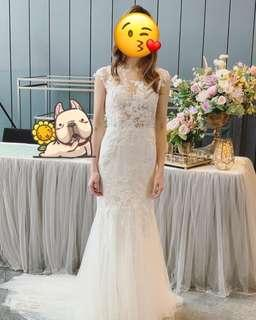 San Patrick 2018 Wedding Gown