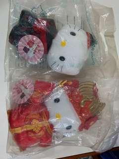 🚚 Mcdonald Hello Kitty Chinese Couple