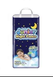 Mamypoko junior night XXXL